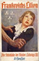 Ouvrages en langue �trang�re Frankreichs Lilien A. Hensler