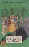 Romans & enfants La Fleurette du Temple Jules Chancel