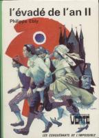 Romans & enfants L'évadé de l'an II Philippe Ebly