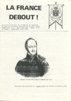 Journaux & revues La France Debout