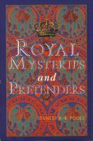 Ouvrages en langue �trang�re Royal Mysteries and Pretenders Stanley B-.R. Poole