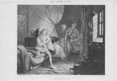 louis xvii Louis XVII et Simon 5