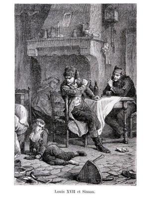 louis xvii Louis XVII et Simon 1
