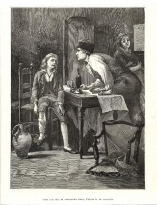 louis xvii Louis XVII et Simon 0