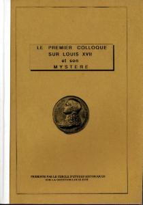 colloque 1992