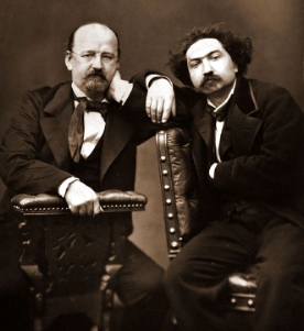 Émile Erckmann et Alexandre Chatrian