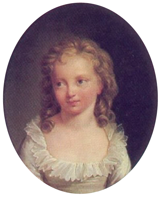 Peinture Madame Royale